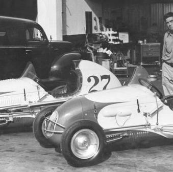 Roger Ward's V860 no 27