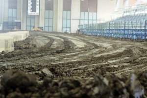 track at Chili Bowl