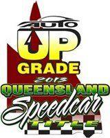 Qld Speedcar State Title Logo