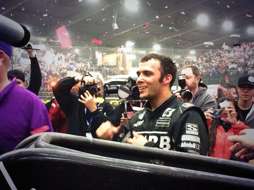 The Chili Bowl Champion  Bryan Clauson