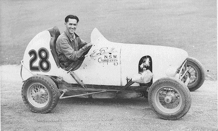 The early JAP Engined Speedcar