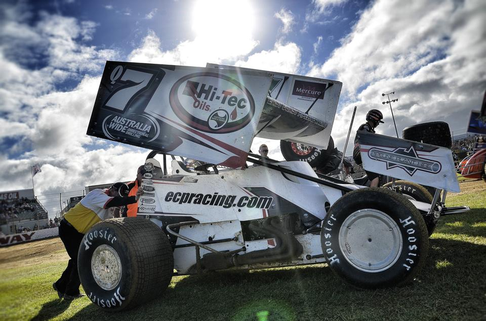 East Coast Pipelines Sprintcar Team