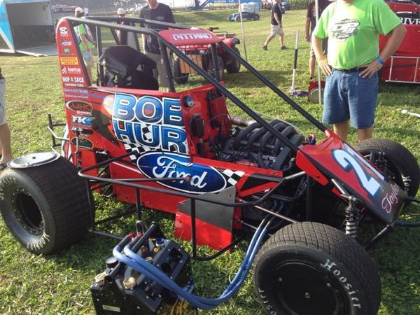 Pittman's Leffler ride