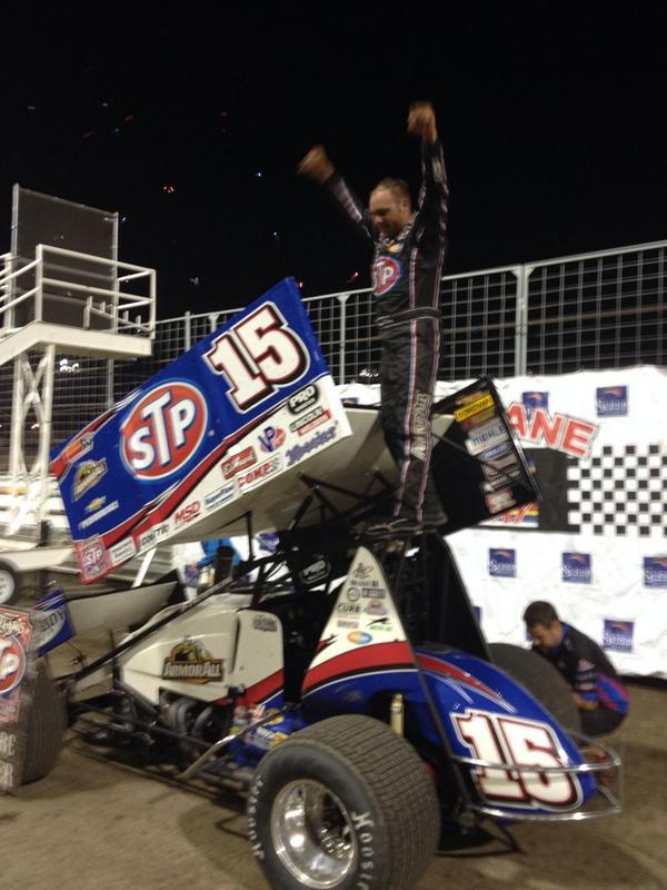 Schatz win number 15 for the year at Nadak
