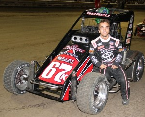 Rico Abreu at Tri City