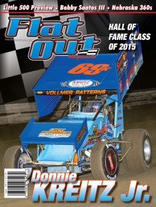 June edition with Donny Kreitz Jr on the cover