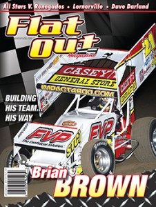flat out cover