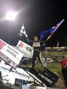 Kerry Madsen rd 12 WSS winner Perth