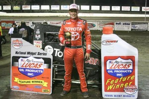 Christopher Bell wins the opener at the Turnpike Challenge