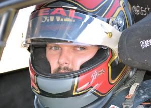 Jamie Veal racing for Krikke Motorsports