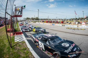 Bell leads Rattler 250 Pic-Speed51.com