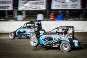 Kenny Brown Racing  Austin Brown and Darren Hagen