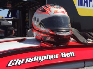 CHRIS BELL HELMET