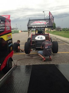 Swindell to join CJB after he completes his deal with jason Johnson Racing