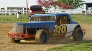 Carnie Fyfogle and his All American Outlaw #89