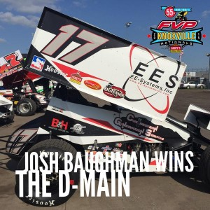Jos Baughman D Main winner