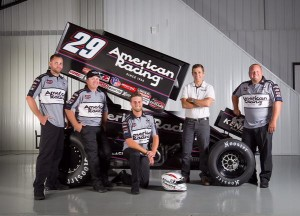 Kerry Madsen and team Knoxville 2015