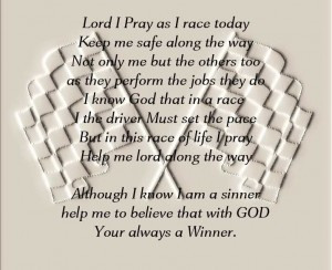 Prayer for drivers