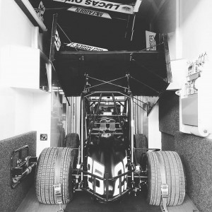 McFadden Loaded for the trip to Toowoomba
