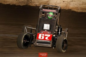 Thorson at Gold Crown Nationals