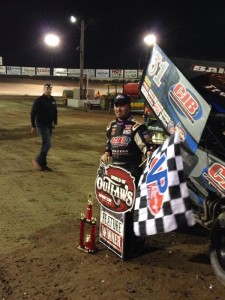 McMahan winning at Tri-State with CJB