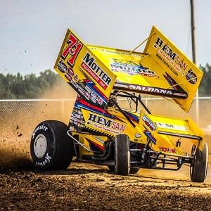Joey Saldana & Motter Motorsports at work