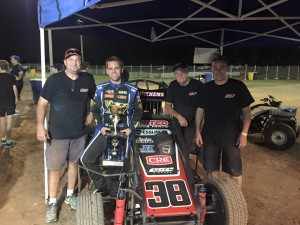Pickens on top in Brisbane