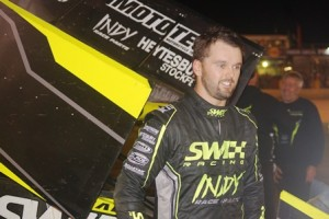 Veal wins at the Classic night 2 Pic Sprintacr World