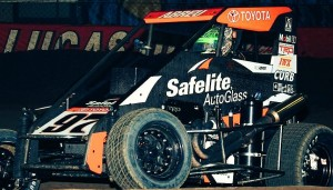 Rico Abre at the Chili Bowl
