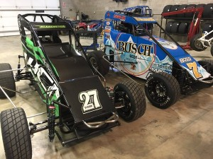 Klaasmeyer and Brown's BOSS Cars