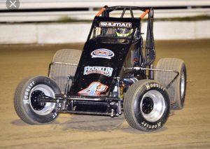 Casey Shuman sprint