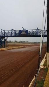 Valvoline wet track