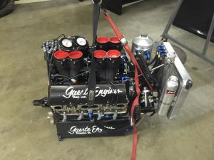 Gaerte engine ready