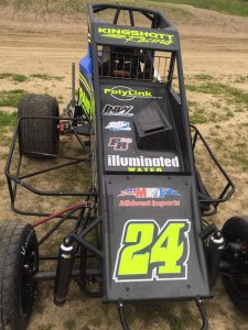 KIngshott ready at Macon