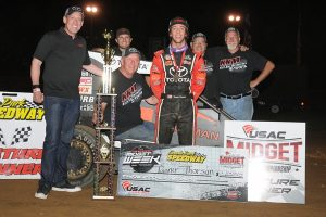 Thorson wins at LSP