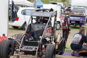 Night one at Lismore for the POWRi Midget World Championship 013