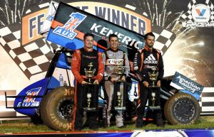 night 1 podium loxley pic